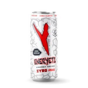 Eneryeti zyro - bebida energetica sin azucar sin calorias