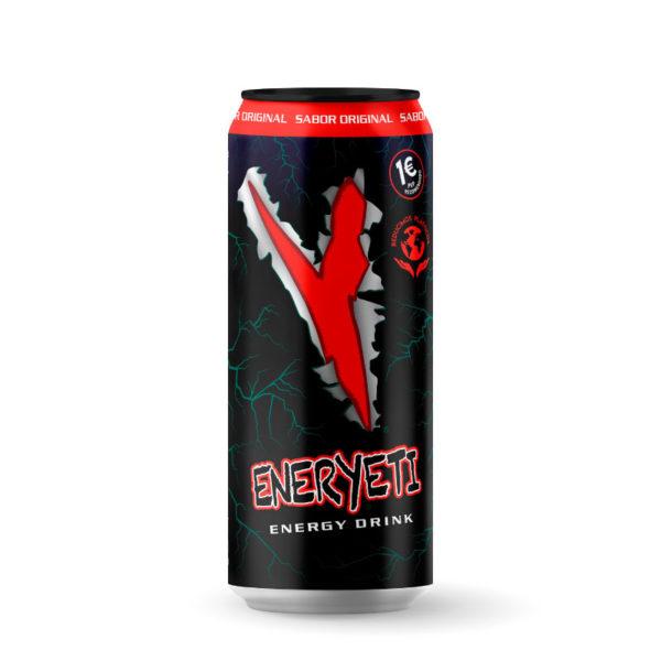 Eneryeti original - bebida energetica española