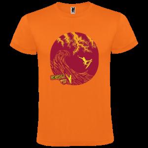Camiseta MANGO GO